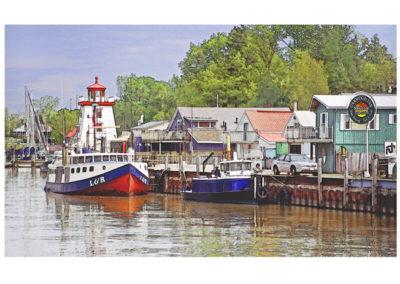 L & R - Grand Bend Harbour