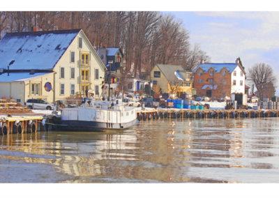 November Afternoon #1 Port Stanley