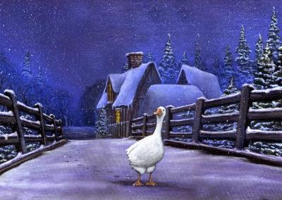 Winter-Goose