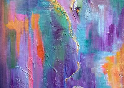 Dragonish - Acrylic