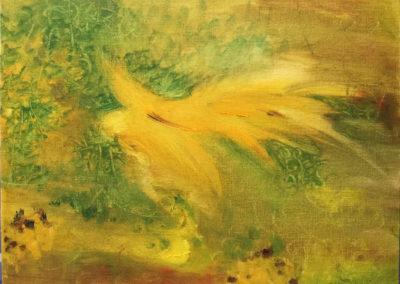 Bird-In-Flight-Joan-Hall