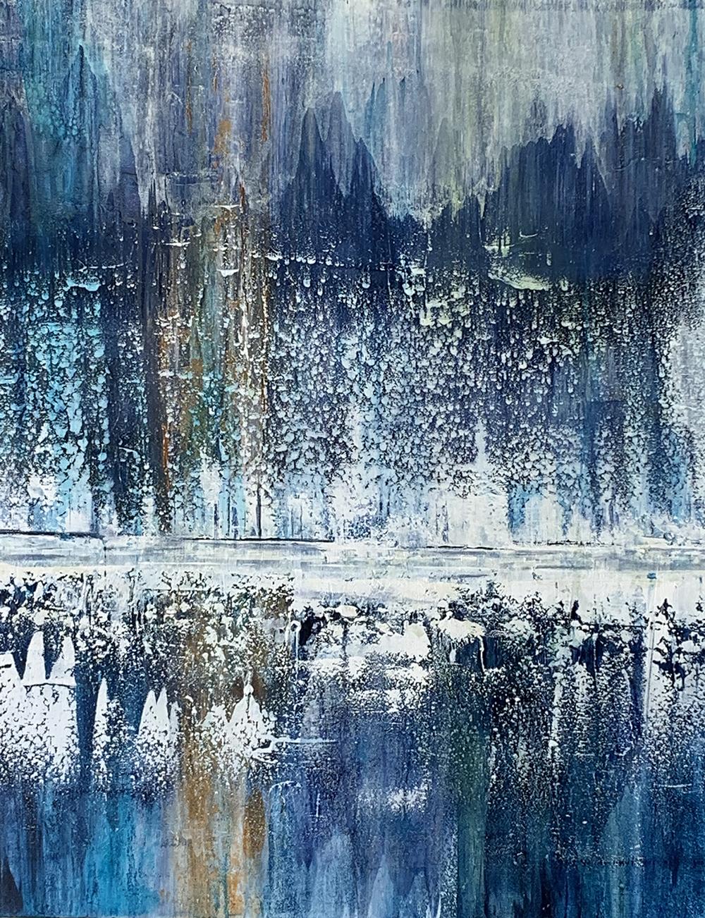 Charlene Tulloch Frozen Lake