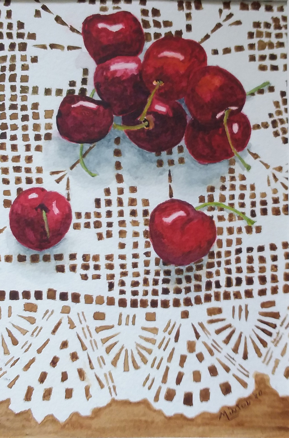 Marlene Linton 9 Cherries