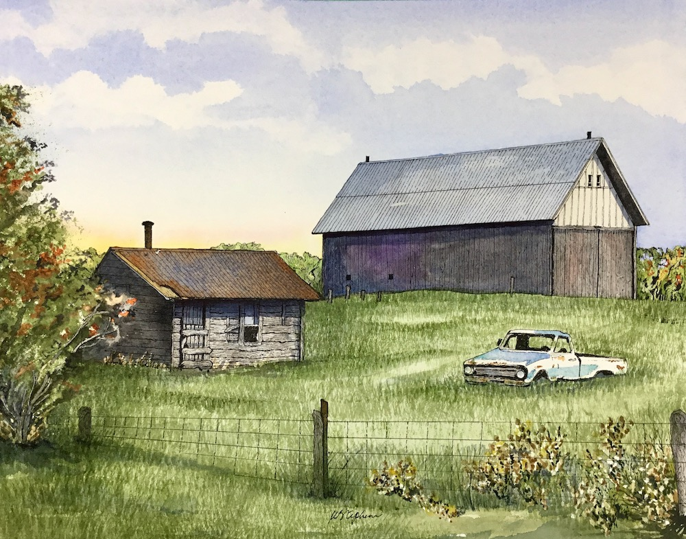 Bill Stephens Dunchurch Area Barn