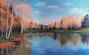 Tamara Shturba - fall colours